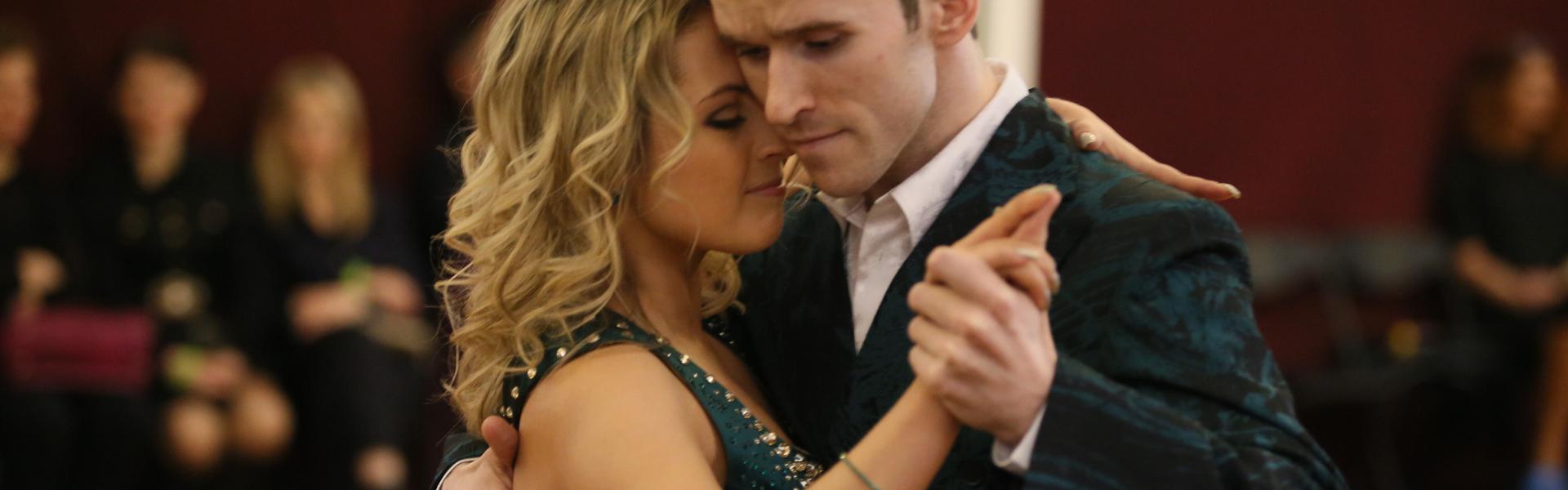 Аргентинское танго в Дзержинске